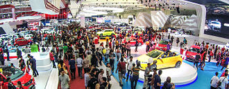 Indonesia International Auto Show - GAIKINDO Indonesia International Auto Show (GIIAS) 2015