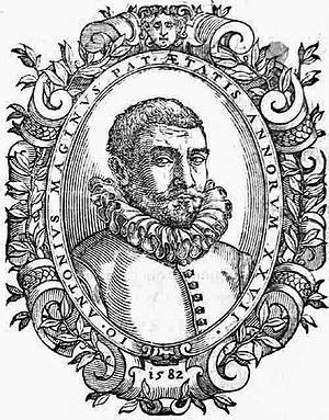 Giovanni Antonio Magini - Giovanni Antonio Magini, Italian mathematician