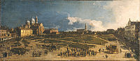 Giovanni Antonio Canal called Il Canaletto - Prà della Valle in Padua - Google Art Project.jpg
