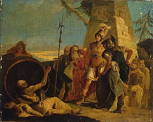 Alexander the Great and Diogenes