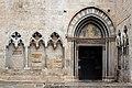 Girona - Església de Sant Feliu - Puerta 2016-11-13.jpg