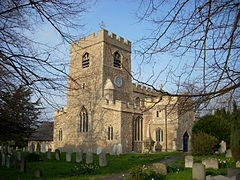 Girton church St Andrew.JPG