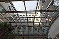 Glas - Stahl - Dachkonstruktion im Stadtcenter Rolltreppe - in der Großen Ulrichstraße in Halle Saale Altstadt - panoramio.jpg