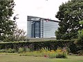 Glaxo Smith Kline Offices and M4 Motorway Elevated Section - panoramio.jpg