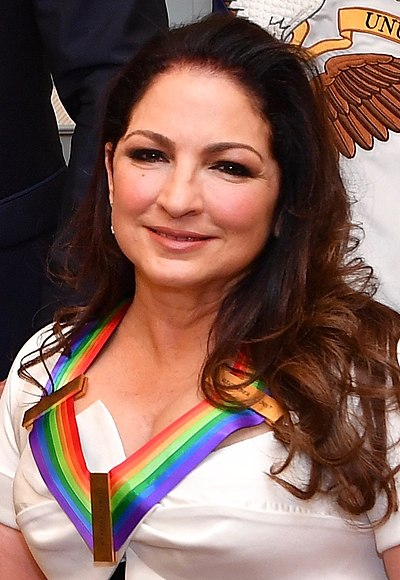 Picture of a band or musician: Gloria Estefan