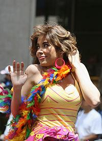 Gloria Trevi 2007