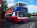 Go Ahead Gateshead bus 3771 MCW Metrobus C771 OCN Metrocentre rally 2009 (3).JPG