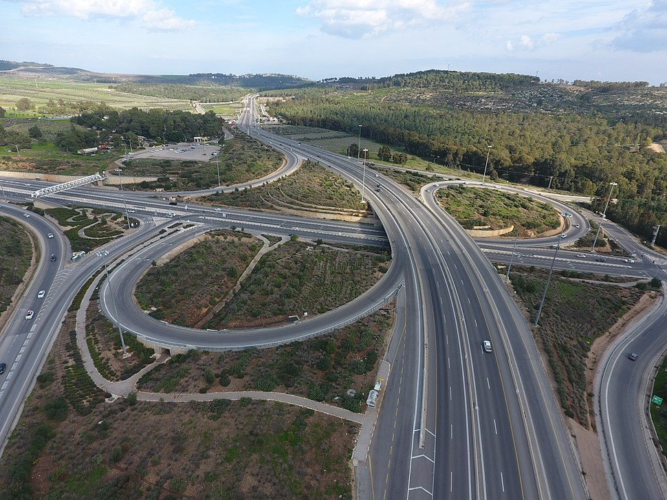 Golani interchange 0026