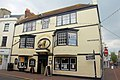 Golden Lion on Quayside at Weymouth - geograph.org.uk - 1867564.jpg
