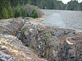 Goldstream Reservoir Outflow - panoramio.jpg