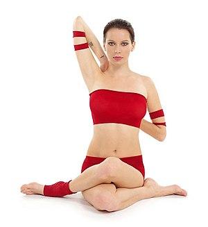 Shandilya Upanishad - Gomukhasana is one of eight postures described in Shandilya Upanishad