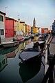 Gondolas in Burano.jpg
