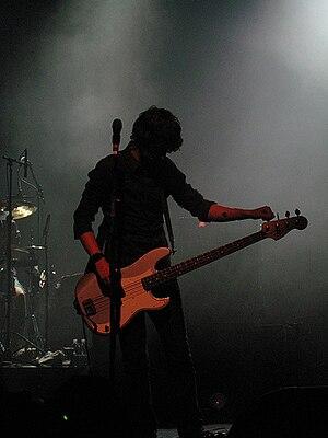 Gordon Moakes - Gordon Moakes performing at Madison Square Garden in 2007