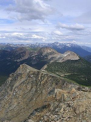 Cascade Mountains leeward forests - Stein Valley Nlaka'pamux Heritage Park
