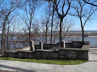 Gov. Daniel Dunklin's Grave State Historic Site - Image: Gov Daniel Dunklin Gravesite 07