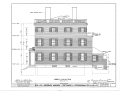 Governor Levi Woodbury House, Woodbury Avenue and Boyd Road, Portsmouth, Rockingham County, NH HABS NH,8-PORT,123- (sheet 8 of 51).png