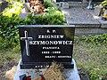 Grób Zbigniewa Szymonowicza.jpg