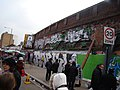 Graffiti on East London Line viaduct on Sclater Street - geograph.org.uk - 1700816.jpg