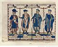 Grand costumes des membres du conseil des Cinq Cent, Conseil des Anciens, Haute Cour de justice, tribunal de cassation.jpeg