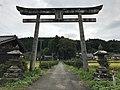 Grand torii of Ninomiya Shrine 20171003.jpg
