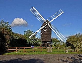 Great Gransden Human settlement in England