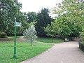 Green Chain Walk, Dulwich Park - geograph.org.uk - 2116333.jpg