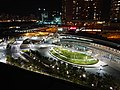 Green Plaza of West Kowloon Station at night (2).jpg