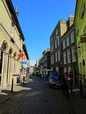 Green Street, Cambridge - Green Street, Cambridge.