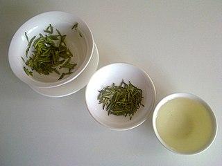 unoxidized tea