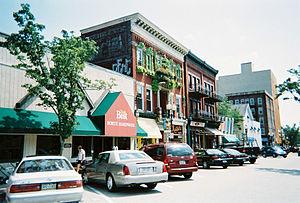 Greensburg, Pennsylvania - South Pennsylvania Avenue