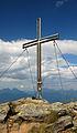 Großer Hengst, summit cross.jpg