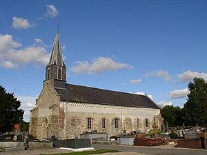 Groffliers - The church of Groffliers