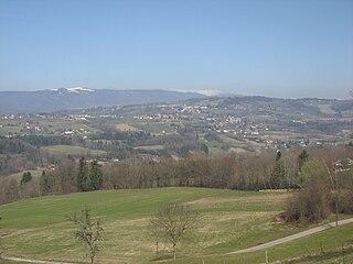 Groisy Commune in Auvergne-Rhône-Alpes, France