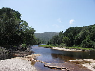 Groot River (Eastern Cape) tributary of the Gamtoos River in Eastern Cape province, South Africa