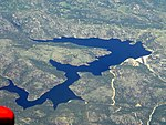 Gross Reservoir aerial view, June 2017.JPG