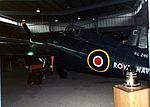 Grumman F4F-4 Grumman Martlet I AL246 Fleet Air Air Museum Yeovilton 1984 (17147448111).jpg