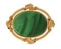 Guldarmband med malakit, 1868 - Hallwylska museet - 109743.tif