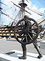 Gun Race Statue - geograph.org.uk - 548090.jpg