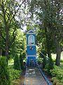 Gwiazdowo, Gmina Kostrzyn, wayside shrine.jpg
