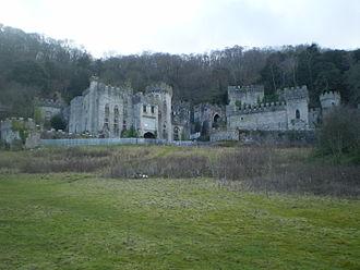 Abergele - Gwrych Castle