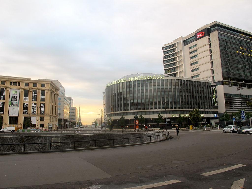 Hotel Catalogne Paris