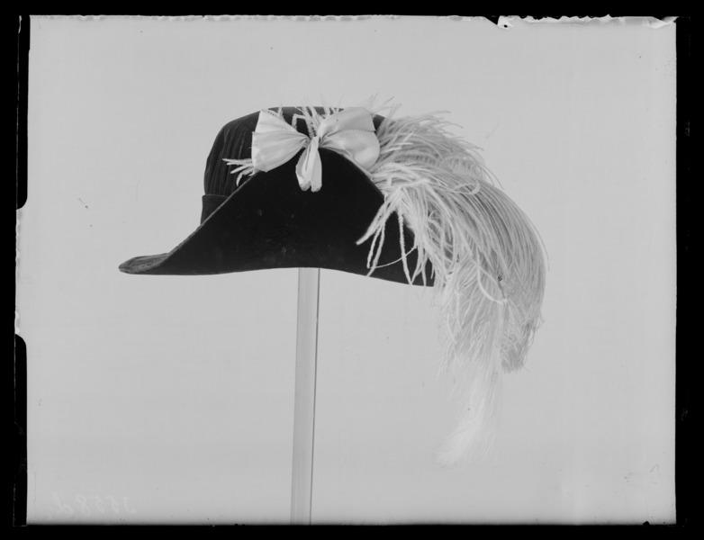 File:Hög hatt blå sammet - Livrustkammaren - 79201.tif