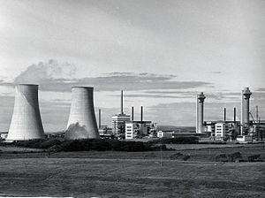 Sellafield - The site in 1956