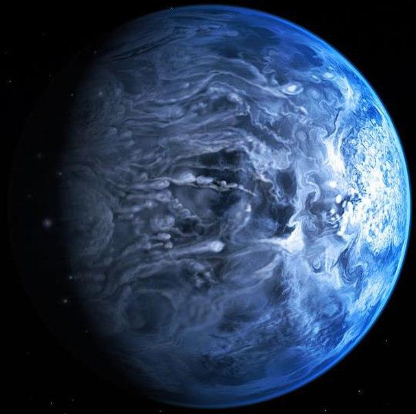 Ученые нашли первую экзопланету вне Млечного Пути