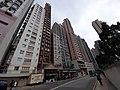 HK 半山區 Mid-levels 般咸道 Bonham Road buildings facade February 2020 SS2 44.jpg