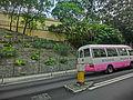 HK 天后 Tin Hau 寶雲道 Cloud View Road Sky Scriper shuttle bus April-2014.JPG