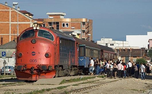 HK NOHAB Di 3 005 at Ferizaj.jpg