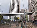 HK tram view Shek Tong Tsui to Sai Ying Pun Des Voeux Road West Sheung Wan Des Voeux Road Central September 2020 SS2 12.jpg