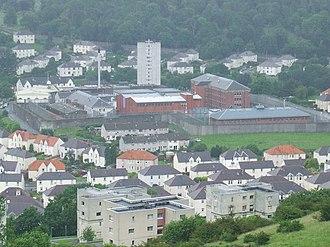 HM Prison Greenock - Image: HMP Greenock 2