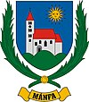 Coat of arms of Mánfa